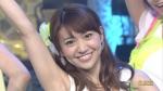 AKB48 大島優子 セクシー 脇 顔アップ 笑顔 地上波キャプチャー 壁紙サイズ 高画質エロかわいい画像94