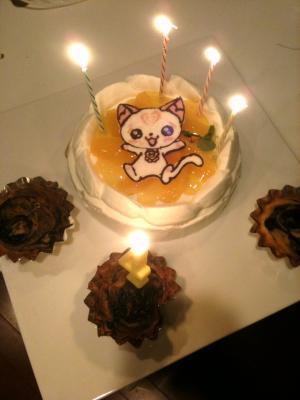 111225ショートケーキ
