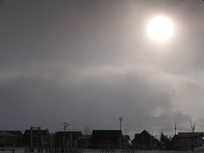 1.2日の太陽