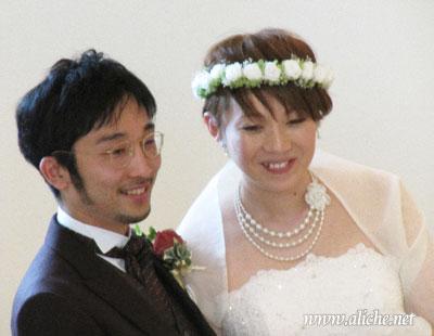 花冠白 フルタイプ お客様のお写真
