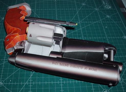 paper blaster