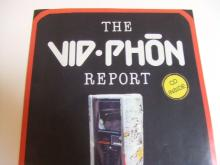 the vid-phon report and bladerunner autograph co