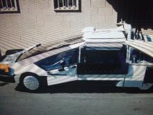 police sedan