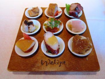 wakiya 9種