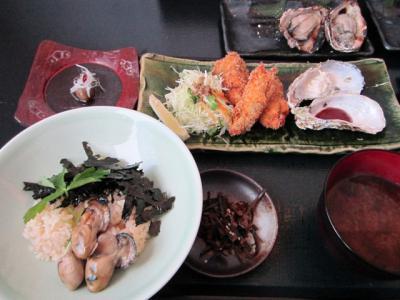 牡蠣屋 牡蠣屋定食
