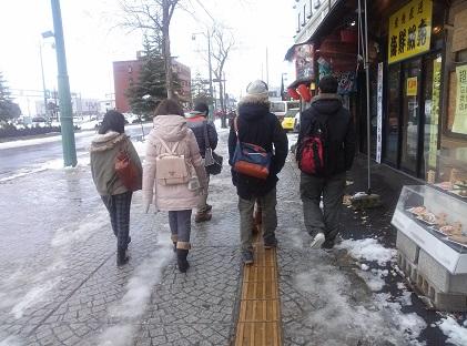 小樽散策~駅前