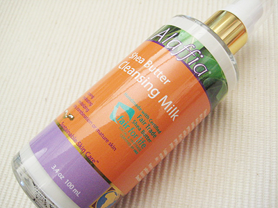 Alaffia Cleansing Milk
