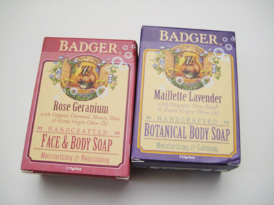Badger Soap