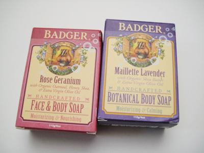 Badger Soap