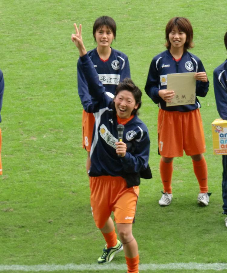 ユカリ 2009試合後