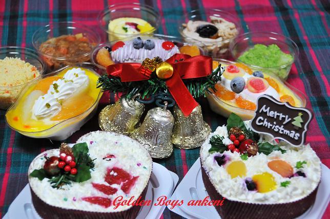 185  クリスマスケーキ
