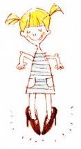 女の子illust-shoeshop1