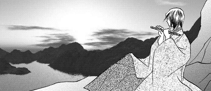桃山灰神楽の回想シーン
