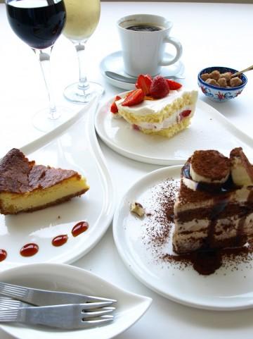 食欲 ケーキ