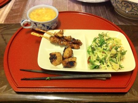 2011.10.17夕食