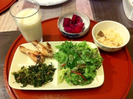 2011.10.19夕食