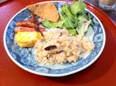2011.10.21昼食