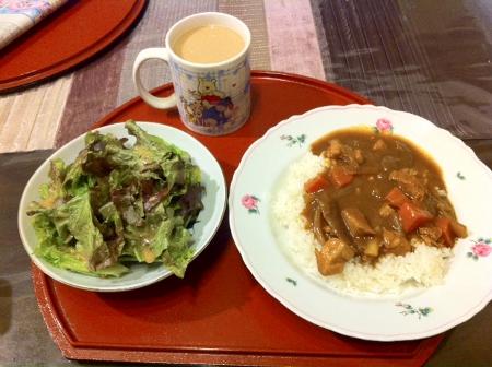 2011.10.22夕食