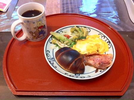 2011.10.24昼食