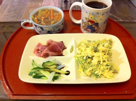 2011.10.25夕食