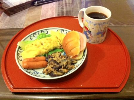 2011.10.26昼食