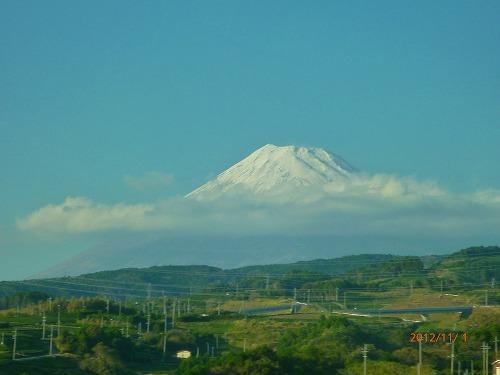 富士山121101