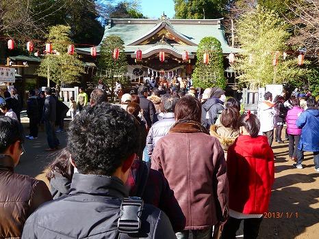 春日部神社130101