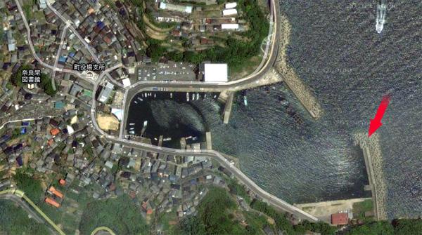 奈良尾漁港
