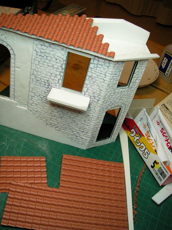 建物制作3