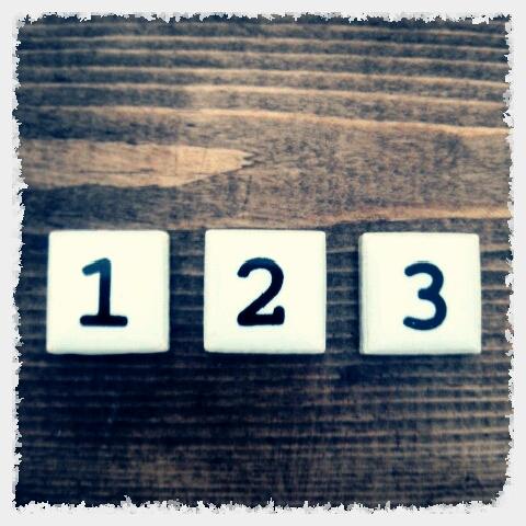 タイル123