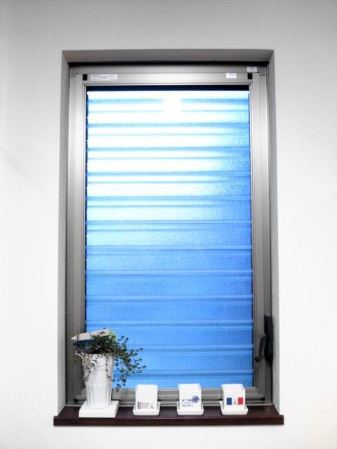 1キッチンルーバー窓