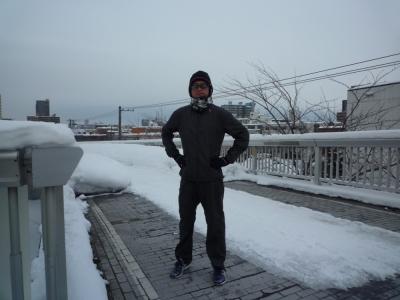 京都最後の練習