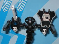 アーティル フルバレル 武装パーツ組み立て後01