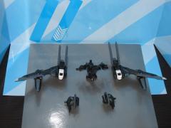 ラプティアス エアドミナンス 武装パーツ組み立て後01