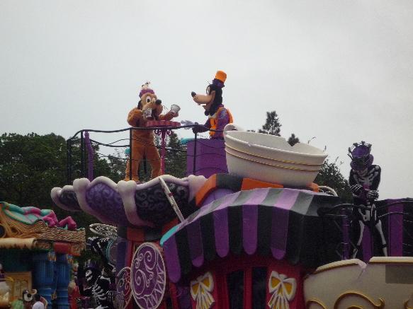 TDL パレード
