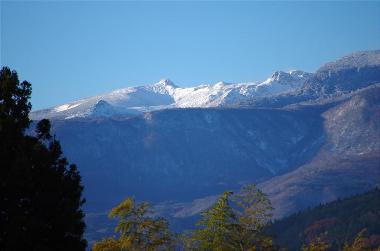 2013.11.29 安達太良山