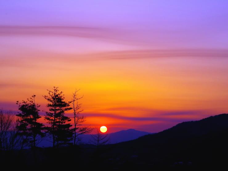 2014.01.28 sun rise