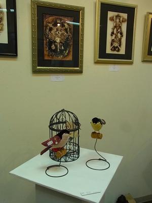 バルサミック展示風景2