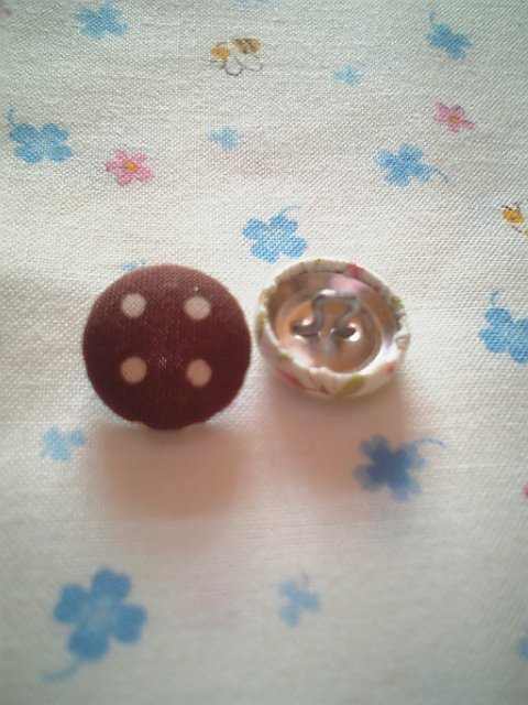 くるみボタン3