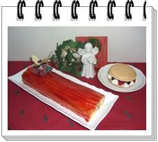 マカロンケーキ