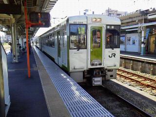 121104高麗川駅電車