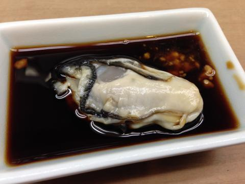 牡蠣の御造り2