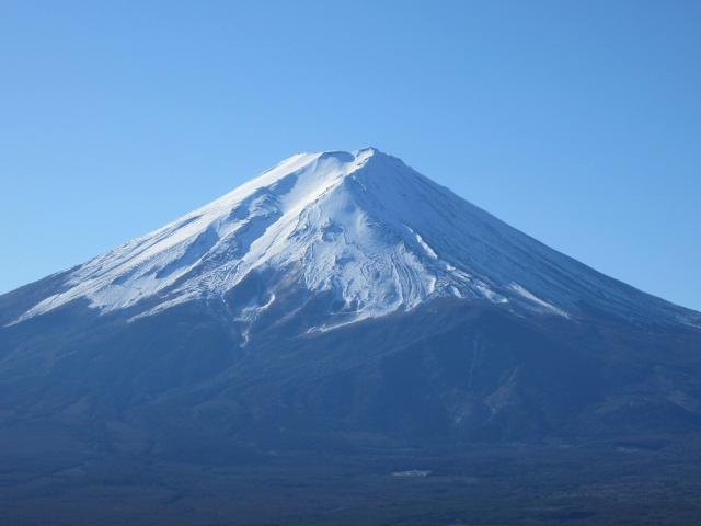 美しい山・富士山
