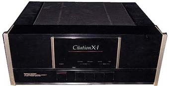 Citation  X-1