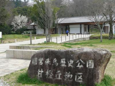 甘樫の丘①
