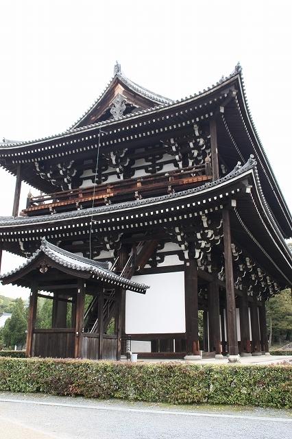東福寺の三門