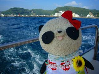 鯛の浦遊覧船に乗船したよ