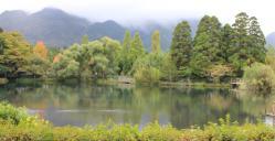 16湯布院 金鱗湖
