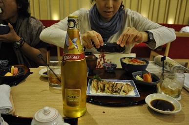 さくらで豪華日本食