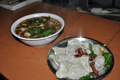 チベット料理